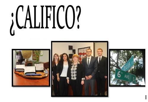 Do I Qualify? | ¿Califico?