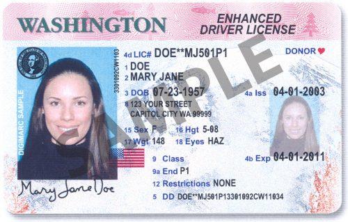 Washington State Residents and REAL ID | Residentes del Estado de Washington y el REAL ID